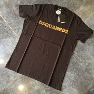 DSQUARED 2 NEW WITH TAGS SIZE LARGE GOLD